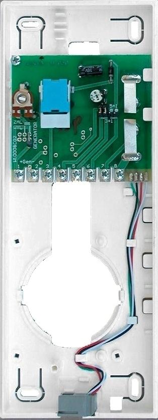 Podłaczenie domofonu Unifon TK6
