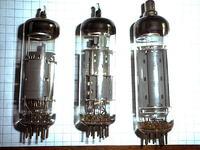 Lampy elektronowe- vttc problem