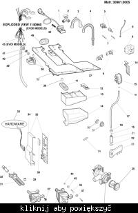 Problem z pralka Indesit WI101 - kod bledu
