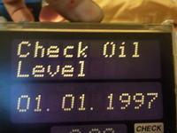 Naprawa wyświetlacza np. MID Opel