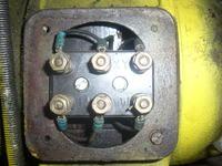 Podłączenie silnika elektrycznego 3F AEG NK53d-42