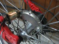 Bezkontaktowe dynamo rowerowe