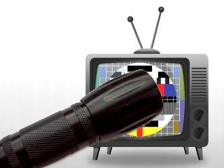 Latarkowa wersja TV-B-GONE dużej mocy