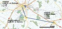 Jaka antena naziemna (dokładny opis, Lublin)?