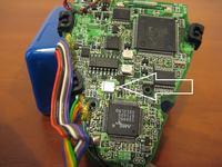 Ustaleniu danych diody laserowej