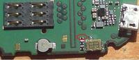 Wymiana mikrofonu - Nokia 6303