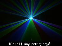 Projektor laserowy RGB 1,5W
