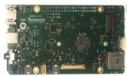 Novasom-M9 - jednopłytkowy komputer z RK3399 i M.2