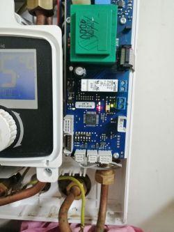 Przepływowy podgrzewacz Kospel PPE2 24 kW