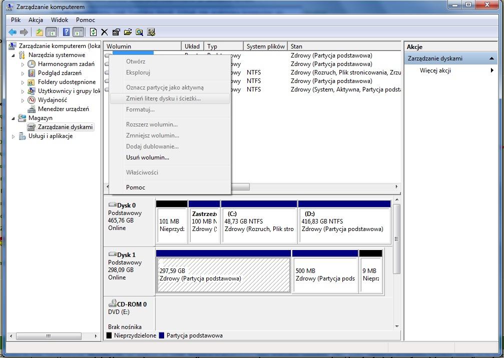 Dysk zewn�trzny UsB Toshiba StorE 320gb nie wykrywa komputer go