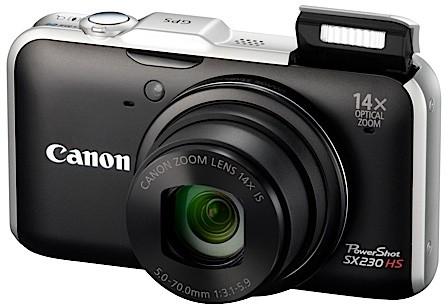 SX230 HS i SX220 HS - nowe PowerShot od Canon
