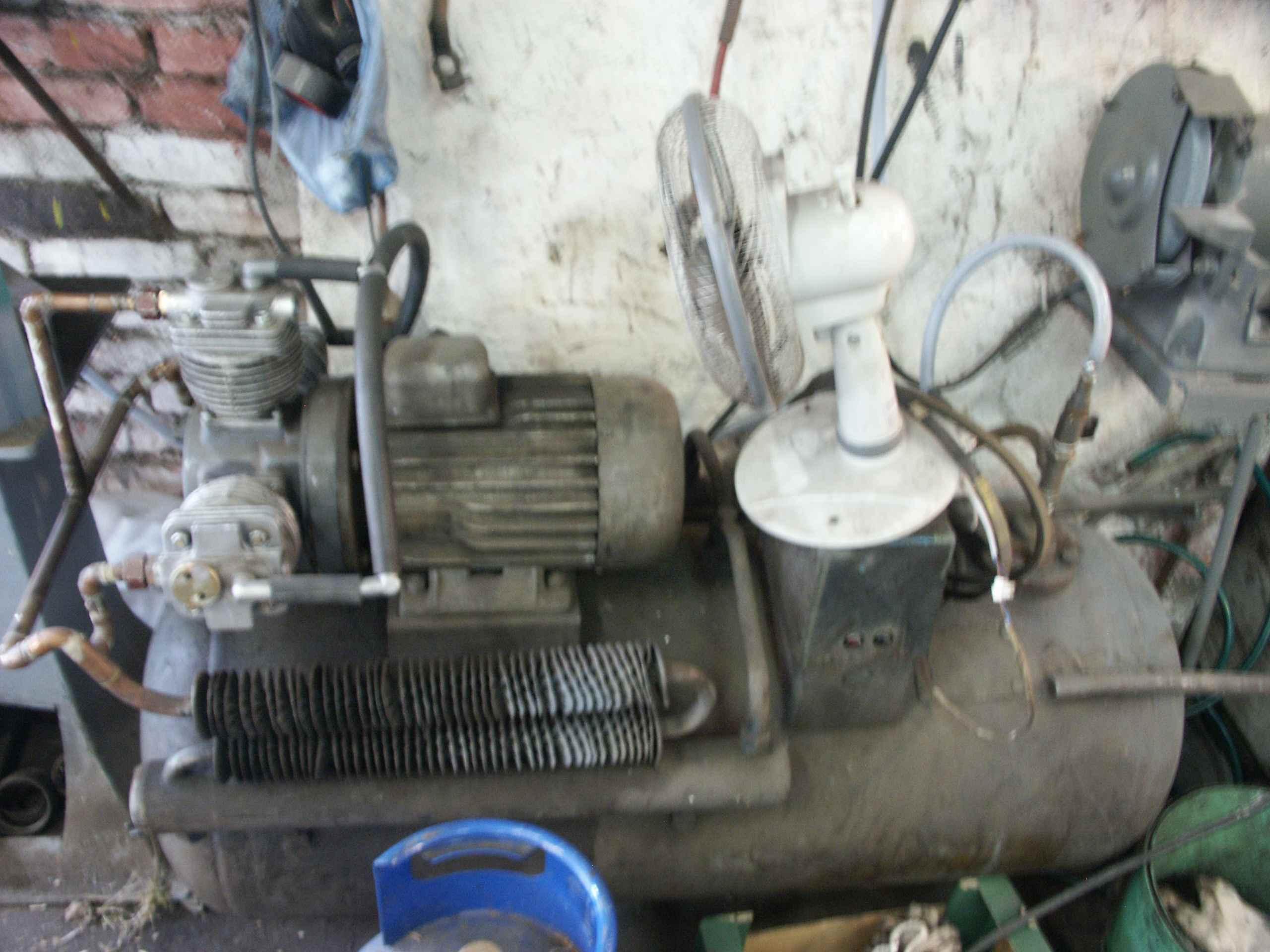 Zaktualizowano Remont sprężarki Aspa 3jw60 - elektroda.pl VX37