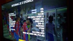 SAT obraz pixeluje mimo dobrej jakości i mocy sygnału