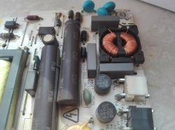 Sharp LC-24LE510E - Nie wyłącza się, zaniki sygnału oraz znika obraz