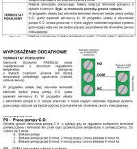 Podłączenie regulatora Auraton 2025 do pieca ZW 23 ke 21
