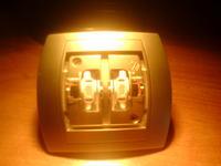 Pod��czenie podw�jnego w��cznika do o�wietlenia