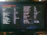 TV Plazma Samsung PS42A451 - tryb dynamiczny obrazu nieprawidłowy