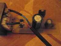 Termometr ATmega8 + 2xds18b20 + zasilacz