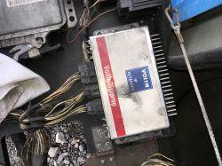 Retarder Setra 315 UL 2001r - który przekażnik/bezpiecznik?