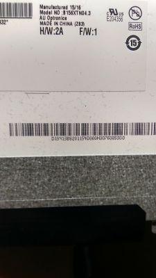 Asus R556LB-X0153D-8 - Wymiana matrycy