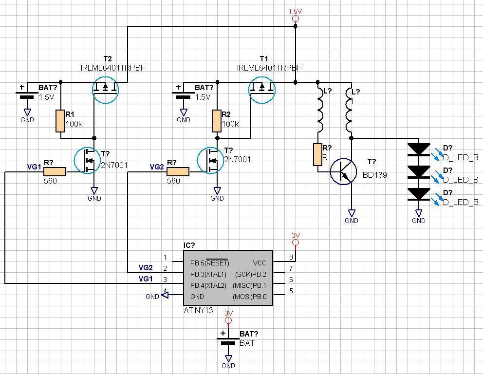 MOSFET - Napi�cie progowe Gate-source threshold voltage
