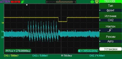 Stm32 (discovery) + enc28j60 (spi) brak odpowiedzi