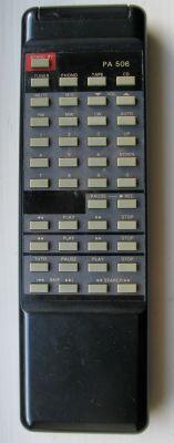 Wnętrze amplitunera Diora AWS 504