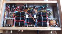 Wzmacniacz lampowy Hi-Fi SE 6P3S + 6N2P budżetowa konstrukcja