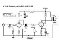 Końcówka mocy stereo na PCL86