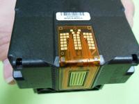 LEXMARK s505 ... uzupełnianie kardridży