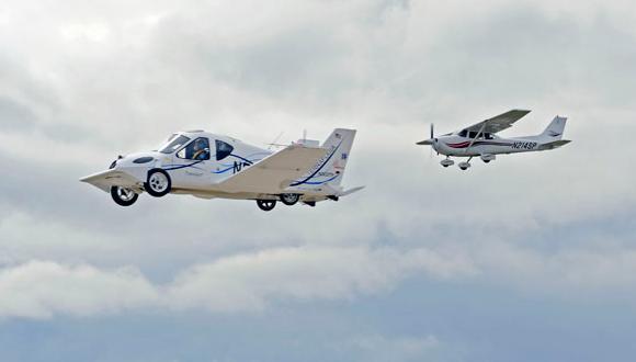 Transition lataj�cy samoch�d ju� legalny, do kupienia w 2012?