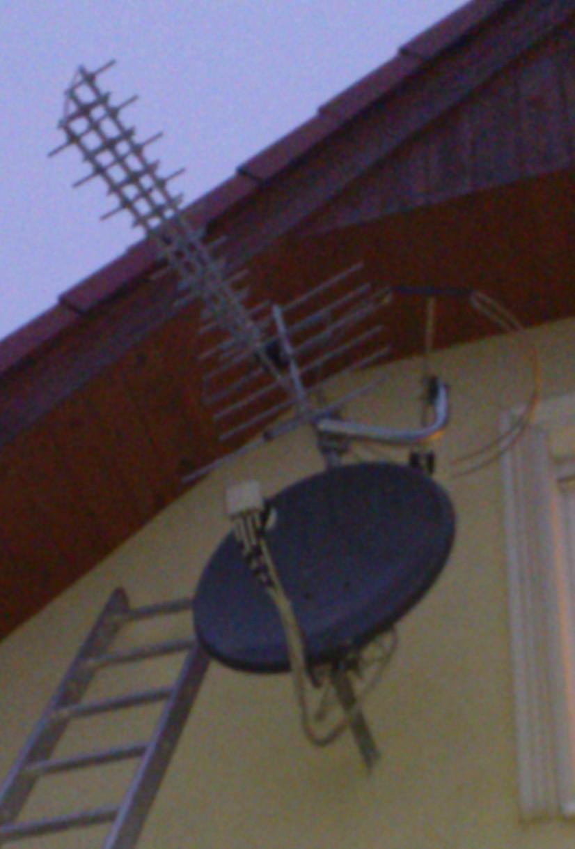 Instalacja RTV/SAT/DVB-T w jednym kablu
