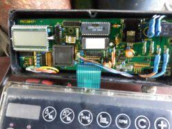 Rozsiewacz ROTA FLOW RS-EDW VICON - błąd N104 (nie otwiera)