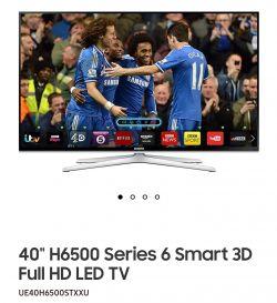 Samsung UE40H6500 - Wyłączający się ekran