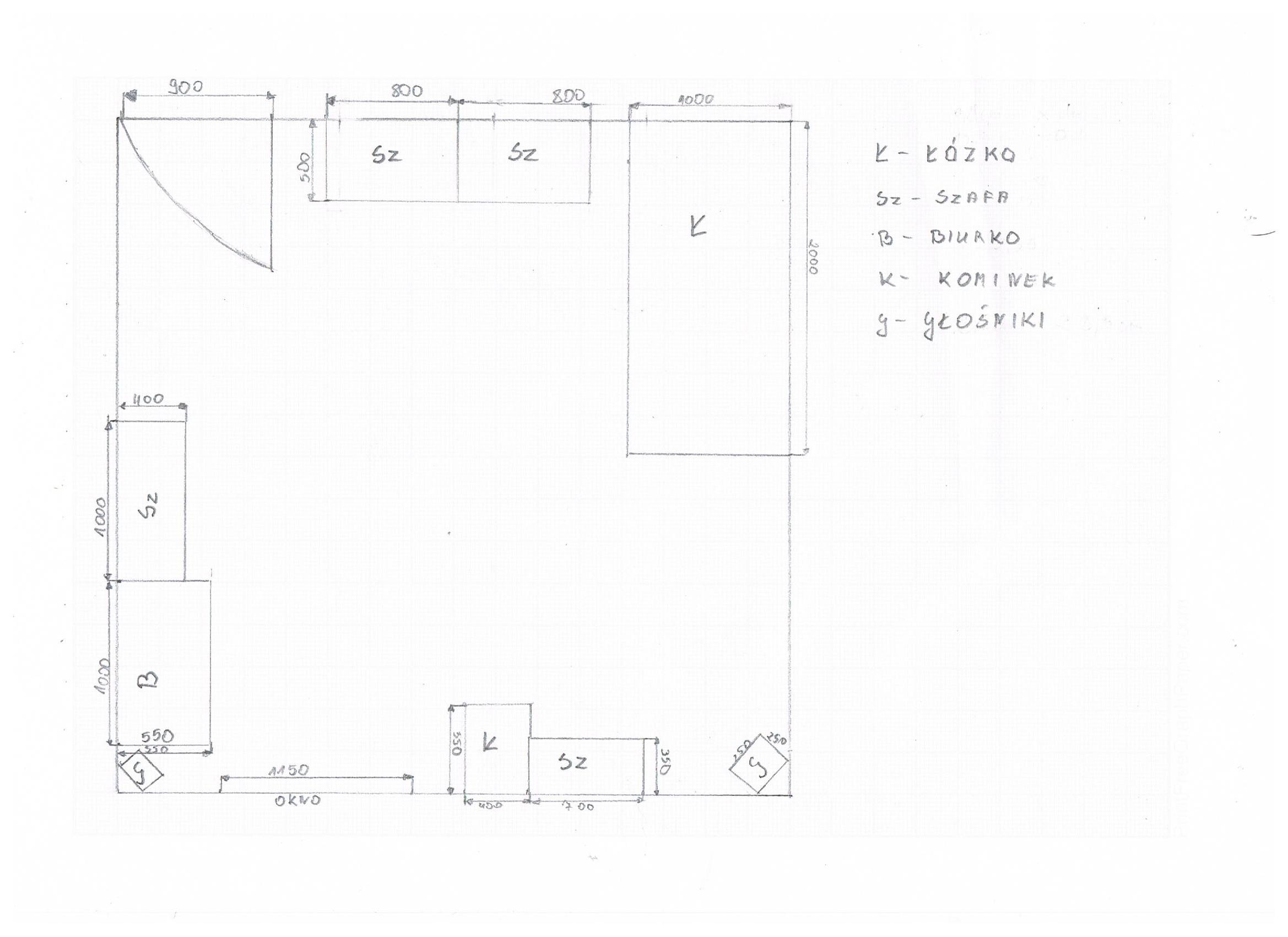 Poprawienie akustyki Diora WS354 Tonsil Space '86
