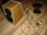 Niskobudżetowe monitory DIY - Totem Mite 4ohm