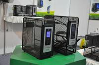 YoungYear Green Mesh Computer Case -siatkowa obudowa ATX z ch�odzeniem pasywnym
