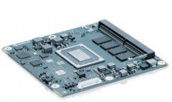 COMe-cVR6 - moduł COM z Ryzen V1000 i DDR4