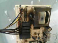Lodówko - zamrażarka LG GR-B 359 PVQA - nie działa panel