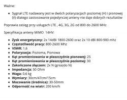 Dobór sprzętu do BTSa Wwa Kępa Tarchomińska 19A ORANGE