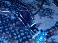 Układ zasilania diody laserowej, zamiennik TIP127