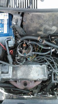 Fiat Seicento 1100 silnik nierówno pracuje