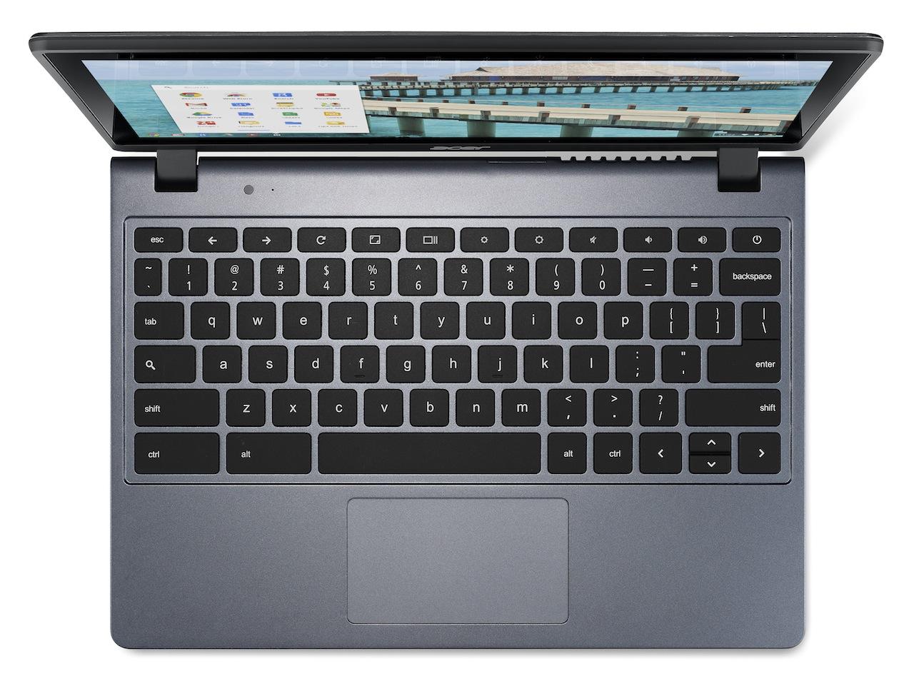 """Acer C720P - subnotebook z 11,6"""" ekranem dotykowym i Chrome OS"""