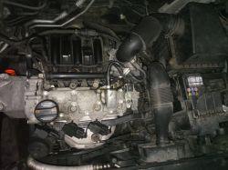 VW polo 1.2 9N 2008 - Wyciek oleju z silnika