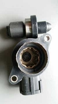 NISSAN PRIMERA P11 1.8 QG18DE - Skaczą obroty biegu jałowego 1500-2000 rpm