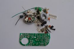 HX3208 radio for self-assembly - description and review