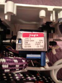 Żelazko Philips GC 7636 - generator nie wytwarza pary tylko buczy po załączeniu