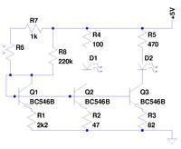Regulacja jasności podświetlenia przycików panelu