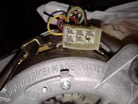 Przełożenie silnika do pralki mastercook pf2-500 - przerobienie kostki
