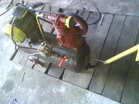 Spreżarka tłokowa, budowa, renowacja złomu